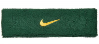 Nike Swoosh Headband - cosmic bonsai/university gold