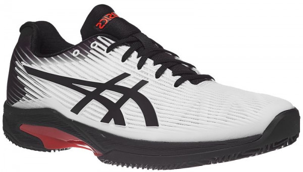Męskie buty tenisowe Asics Solution Speed FF Clay whiteblack