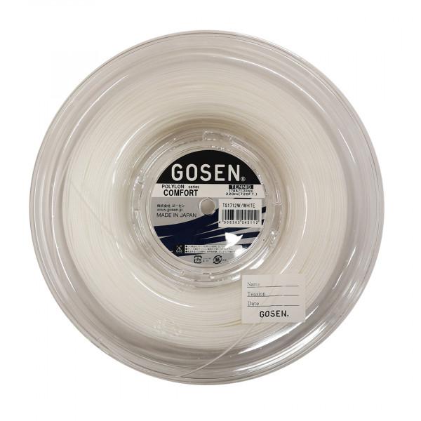 Teniso stygos Gosen Polylon Comfort (220 m) - white