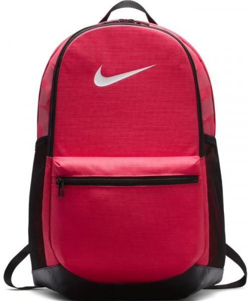Tenisa mugursoma Nike Brasilia Medium Backpack - rush pink/black/white
