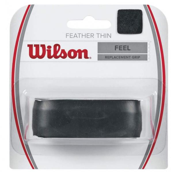 Pagrindinė koto apvija Wilson Feather Thin (1 vnt.) - black