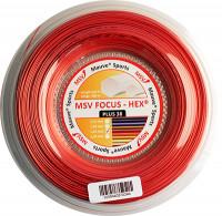 MSV Focus Hex Plus 38 (200 m) - red