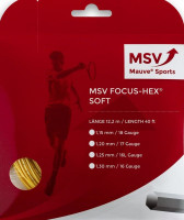 MSV Focus Hex Soft (12 m) - yellow
