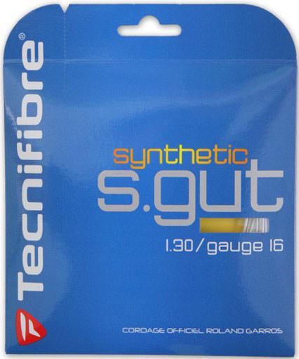 Tecnifibre Synthetic Gut (12 m) pearl