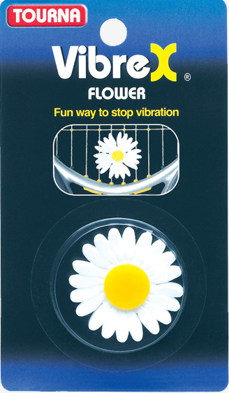 Vibration dampener Tourna Flower Vibrex