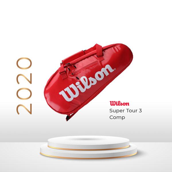 Wilson Super Tour 3 Comp