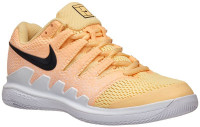 Damskie buty tenisowe Nike WMNS Air Zoom Vapor X - tangerine tint/anthracite
