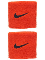 Riešo apvijos Nike Swoosh Wristbands - team orange/collage navy