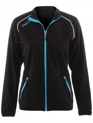 Damska bluza tenisowa Babolat Softshell Training Essential Women - black