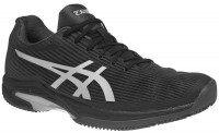 Asics Solution Speed FF Clay - black/silver