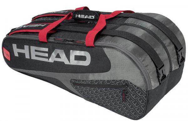 Head Elite 9R Supercombi - black/red