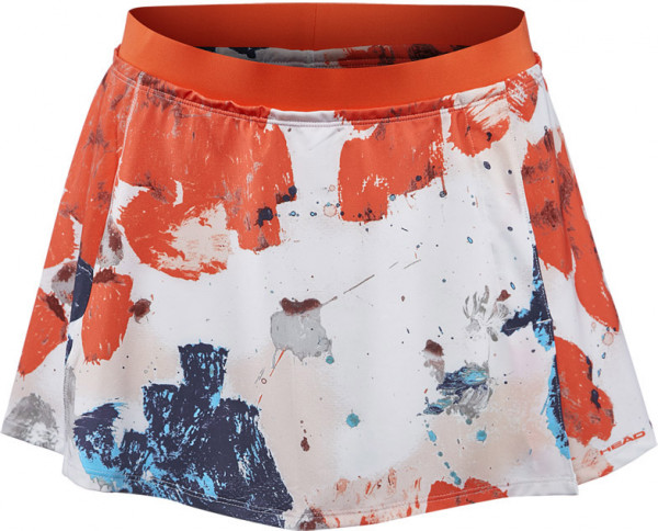 Head Vision Graphic Skirt W - coral
