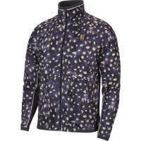 Męska bluza tenisowa Nike Court Jacket Melbourne NT - gridiron/white