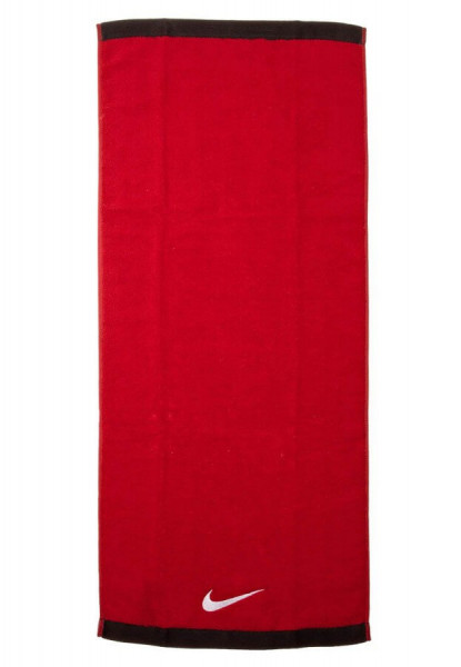 Nike Fundamental Towel Medium - red