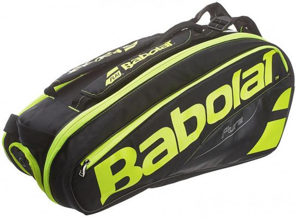 Babolat Pure Aero x6 - black/fluo yellow