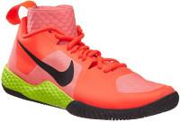 Damskie buty tenisowe Nike Flare - lava glow/black/hyper orange