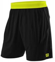 Muške kratke hlače Wilson Kaos Mirage 7 Short M - black