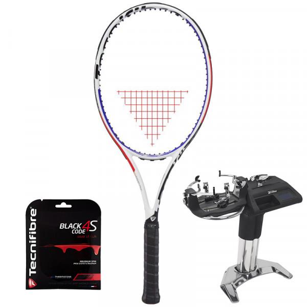 Tennisereket Tecnifibre TFight 300 XTC + keel + spannimine