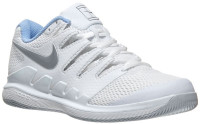 Damskie buty tenisowe Nike WMNS Air Zoom Vapor X - white/metallic silver/pure platinum