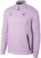 Męska bluza tenisowa Nike Court RF Jacket N98 - violet mist/black