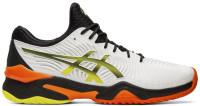 Męskie buty tenisowe Asics Court FF 2 - white/black