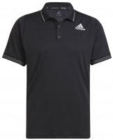 Muški teniski polo Adidas Tennis Freelift Polo Primeblue M - black