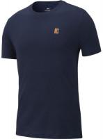 Męski T-Shirt Nike Court Heritage Tee - obsidian