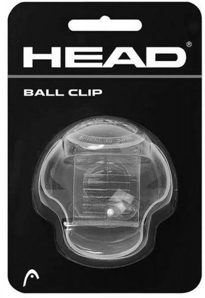 Head New Ball Clip - transparent