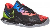 Męskie buty tenisowe Nike Air Zoom Vapor Cage 4 - black/volt/laser crismon/racer blue