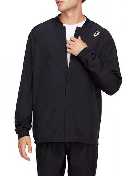 Męska bluza tenisowa Asics Club M Woven Jacket - performance black