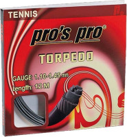 Pro's Pro Torpedo (12 m) - anthracite