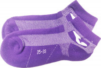 Skarpety tenisowe Joma Invisible Sock - 1 para/purple
