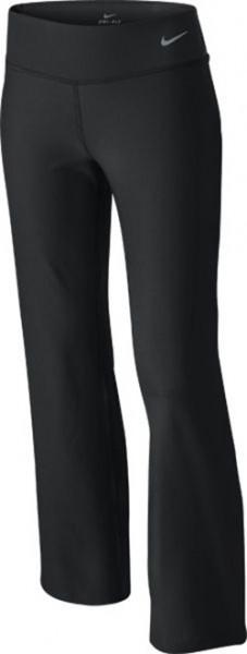 Spodnie dziewczęce Nike Legend Regular Poly Pant - black/cool grey