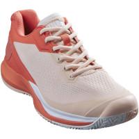 Damskie buty tenisowe Wilson Rush Pro 3.5 W - tropical peach/hot coral/wht