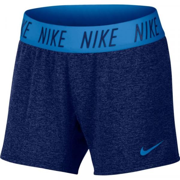 Nike Dry Trophy Short - blue void/signal blue