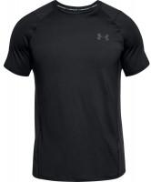 Męski T-Shirt Under Armour Raid 2.0 SS Left Chest - black