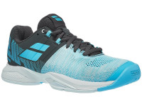 Teniso batai moterims Babolat Propulse Blast All Court Women - grey/blue radiance