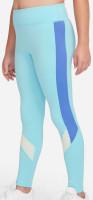 Nike Dri-Fit One Legging G - copa/cashmere/polar/white