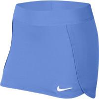 Spódniczka dziewczęca Nike Court Skirt STR - royal pulse/white