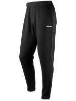Męskie spodnie tenisowe Wilson M Trainig Pant II - black