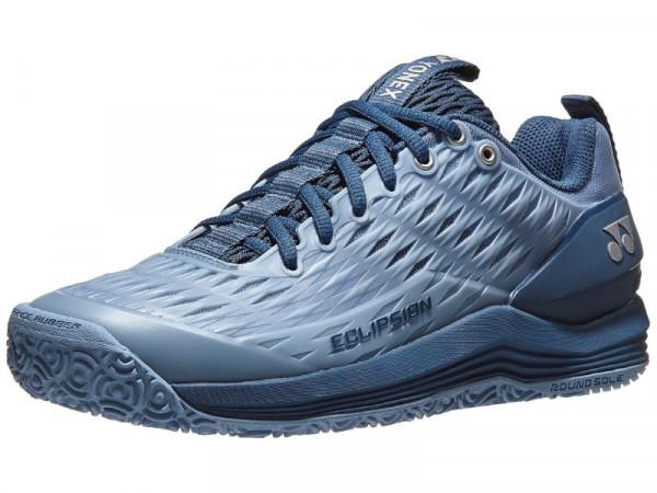 Męskie buty tenisowe Yonex Power Cushion Eclipsion 3 Clay M - mist blue
