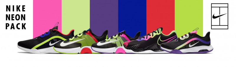 Nike Neon Pack