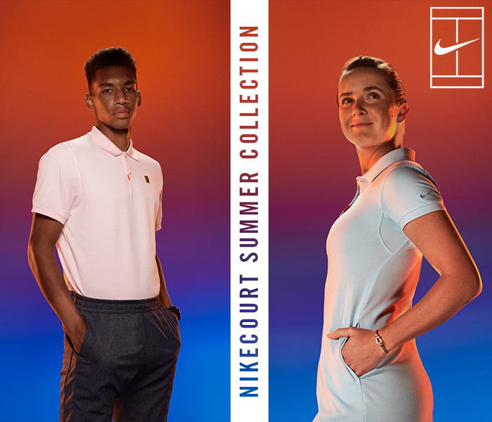NikeCourt Summer Collection