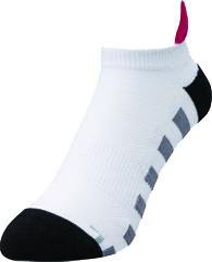 Yonex Sport Tech Sock - 1 para/white/black/cherry