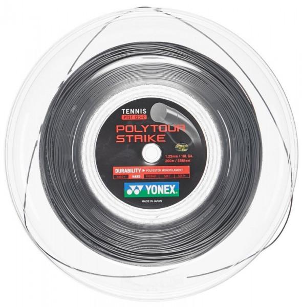 Teniso stygos Yonex Poly Tour Strike (200 m) - grey