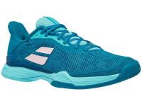 Damskie buty tenisowe Babolat Jet Tere Clay Women - harbor blue