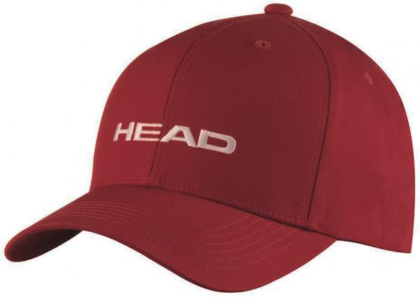 Head Promotion Cap - burgundy