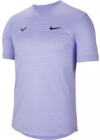 Nike Court M Rafa Challenger Top SS - purple pulse/black