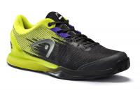 Teniso batai vyrams Head Sprint Pro 3.0 Ltd. Clay Men - purple/lime