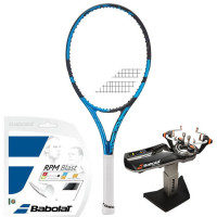 Rakieta tenisowa Babolat Pure Drive Lite 2021 - blue + naciąg + usługa serwisowa